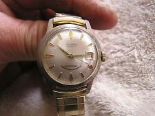 Vintage Doric 17 Jewels Watch Mid Century Modern Design