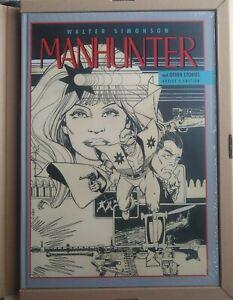 Walt Simonson's Manhunter & Other Stories Artist's Edition Sealed NM