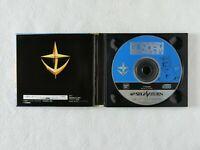 Mobile Suit Gundam Side Story 2 II SS BANDAI Sega Saturn From Japan