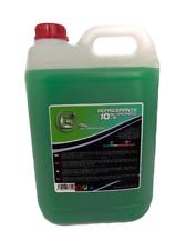 Liquido Anticongelante verde 10% 5l PUNTO DE CONGELACIÓN -4ºC