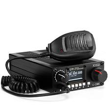 Xiegu G1M HF Transceiver QRP SSB CW SDR Radio - UK Stock