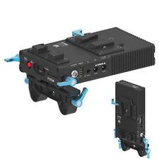 Fotga Dp500 Moelle III 3 DSLR V-mount Batterie Plaque alimentation pour BMCC