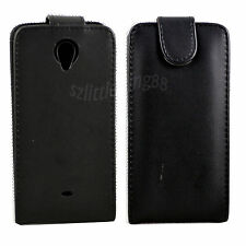Phone Black Leather Hard Cover Case Skin For Sony Ericsson Xperia T LT30i LT30P