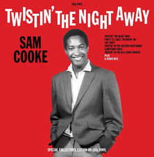 SAM COOKE - Twistin' The Night Away (LP) (180g Vinyl) (M/M) (Sealed) (3)