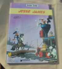 Lucky Luke JESSE JAMES MORRIS & GOSCINNY éd Dargaud 1979 DN932/2
