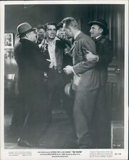 1952 Scene From The Fighter Boxing Movie Actor Richard Conte Press Photo
