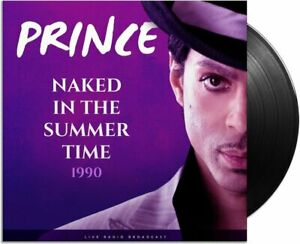 Prince – Naked In The Summertime 1990    New  LP  Vinyl  in seal