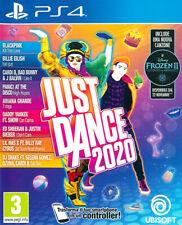 Just Dance 2020 PS4 Playstation 4 UBISOFT
