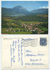 25044 - Hermagor, Gailtal - Dobratsch - Ansichtskarte, gelaufen 4.8.1970