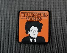 Drangus Things Morale Patch Dr Steve Brule Check It Out Adult Swim Brules Rules