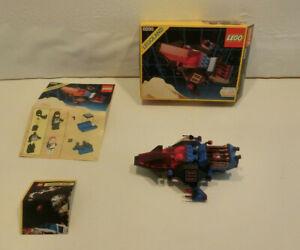 (F15 ) Lego 6886 Galactic Peace Keeper Space Police MIT OVP & BA 100% KOMPLETT