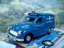 """1/43 Vanguards Morris minor van """"Road service"""""""