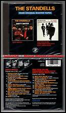 "THE STANDELLS ""Dirty Water + Why Pick On Me"" (CD) 1992 NEUF"