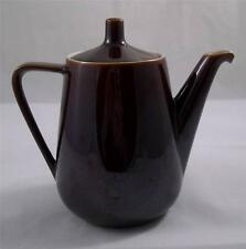 Villeroy & and Boch BROWN coffee pot NEW 16.5cm