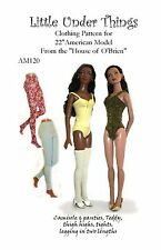 Am120 Under Things pattern for American Model, Tonner