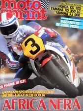 Motosprint 12 1983 Cross 500: Magarotto in zona picco. Spencer travolgente [Q83]