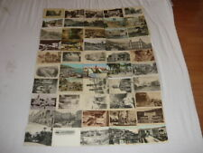 Africa, Algeria, 50 Different Old Postcards pre. 1945
