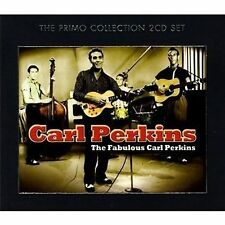 The Fabulous Carl Perkins by Carl Perkins (Rockabilly) (CD, Jan-2009, 2...