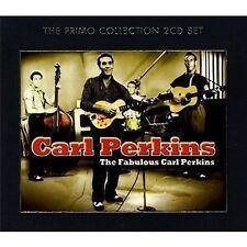 The Fabulous Carl Perkins by Carl Perkins (Rockabilly) (CD, Jan-2009, 2...