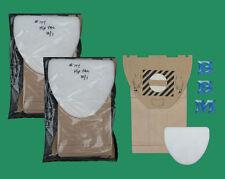 20 pk Advance Kent EuroClean1406554010 Hip Vac Vacuum Cleaner Bag+ Filters UZ964
