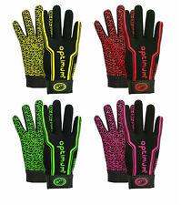 Optimum Junior Velocity Full Finger Thermal Stik Mit Rugby Gloves Size Mini - LB