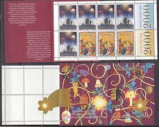 SLOVENIA 1999**MNH SC# 367a  Booklet  -  Christmas stamps