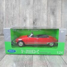 WELLY 22506 CW - 1:24 - Citroen DS 19 Cabriolet - OVP-#AC28235