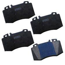 Disc Brake Pad Set-Stop Semi-Metallic Brake Pad Front Bendix SBM847