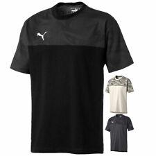 Puma CUP Casuals T-Shirt Tee Freizeit Sport Hemd Leibchen Leiberl Herren 656038