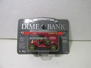 Ertl 1913 Ford Model T Agway Delivery Truck 1:43 Scale Diecast Dime Bank dc2920
