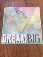 Wall Plaque - Dream BIG Ships N 24h