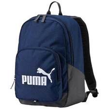 PUMA Phase Sports Backpack Rucksack Bag 7358902 Navy Blue