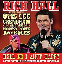 Rich Hall - Live at the Hammersmith Apollo - Rich Hall CD 2IVG The Cheap Fast