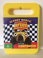 The Very Best of BRUM DVD Plus Bonus Episode R4 - 111 Minutes Rare VGC 11 Ep.