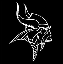Minnesota Vikings NFL Vinyl Decal Sticker for Car Truck Window