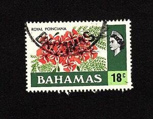 Bahamas SC 325 Used Royal Poinciana