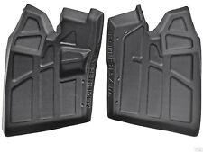New Polaris RZR Rubber Floor mats, liners, Laser Fit! 800, 900 XP 2009-14
