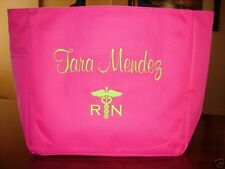 TOTE Bag Teacher NURSE PA RN LPN MD CNA  HOSPITAL MEDICAL OFFICE GIFT FRIEND