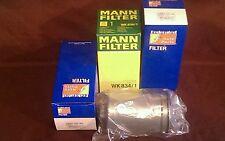 3 MANN WK 834/1 Hastings GF140 Fuel Filters