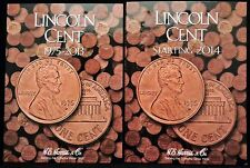 HE Harris Lincoln Cents Vol 3 & 4 1975 To Present Day