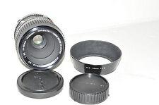 Minolta mc macro rokkor-QF 50mm 1:3 .5 también Sony lente lens