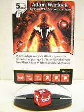 Dice Masters - 1x #081 Adam Warlock The Man Who Stalked the Stars - Guardians of