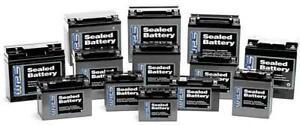 WPS - CTX20HL-BSA - Sealed AGM Battery, CTX20HL-BSA