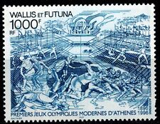 Timbre Poste Aérienne N° 194 de Wallis et Futuna neufs **