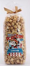NEW Disney World Parks Main Street CARAMEL Flavored Popcorn Company 8oz Bag