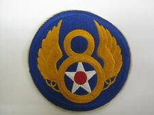 USAAF 8th Air Force BADGE - WW2 Repro American Airforce Patch