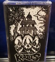 House of Krazees - Casket Cutz Cassette Tape SEALED PURPLE HOK twiztid roc mne