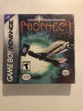 Wing Commander: Prophecy (Game Boy Advance) NEW Factory Sealed Nintendo