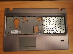 HP ProBook 4535s PALMREST AND TOUCHPAD FINGERPRINT 646251-001 6070b0492203