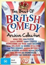 The Best Of British Comedy DVD 2014 2-Disc Set Brand New Sealed